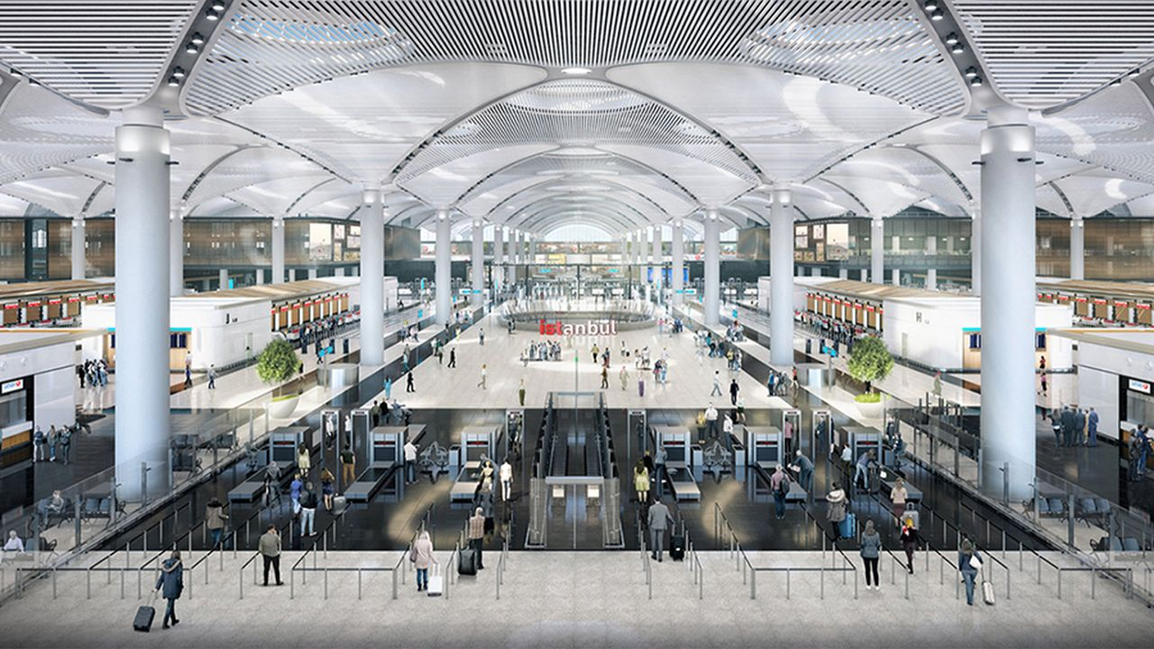 Istanbul New Airport: Turkey opens doors to World's new hub