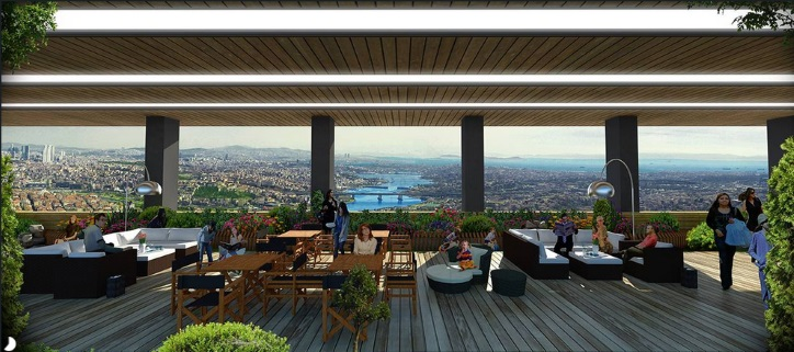 Golden Horn View Properties for Sale in Gaziosmanpasa Istanbul Turkey