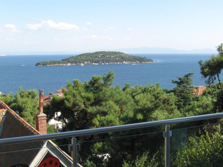 Istanbul sea view villa for sale in Princes Islands, Istanbul, Turkey